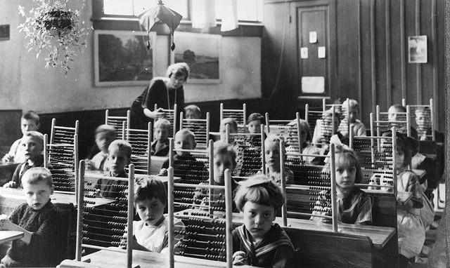 Schools are factories
